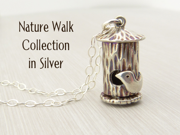 Nature Walk Silver Feature